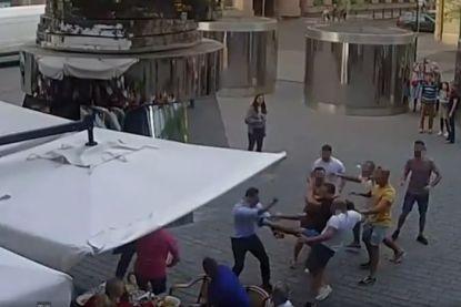 """""""Nederlanders in Praag opgepakt die ober in elkaar slaan"""""""