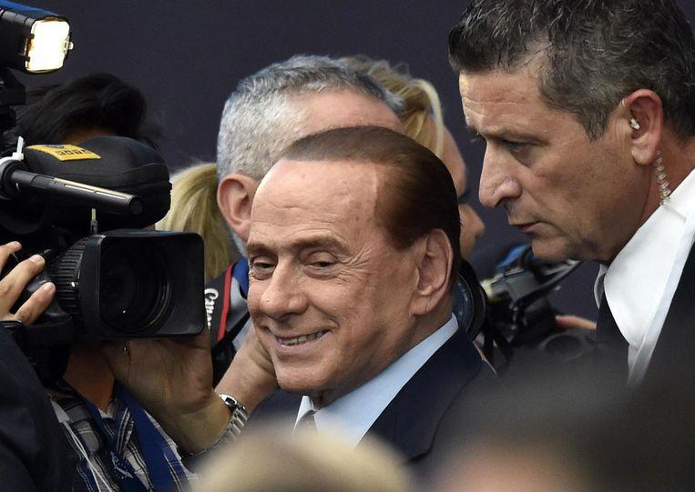 Ferraris: 'De opkomst van het media-populisme is een voorbeeld van een afscheid van de realiteit dat juist helemaal niet emanciperend werkte'. Beeld afp