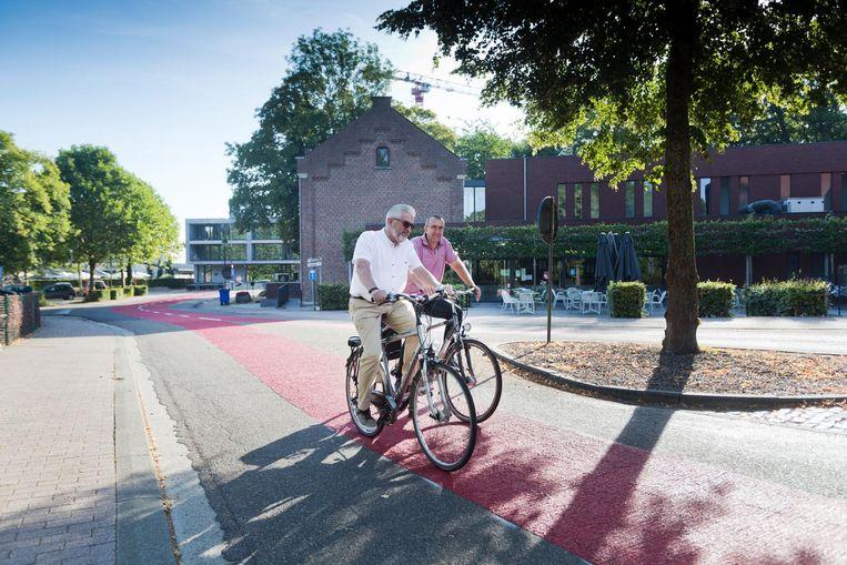 De fietsring moet helpen zoveel mogelijk mensen te overtuigen de wagen in te ruilen voor de fiets.