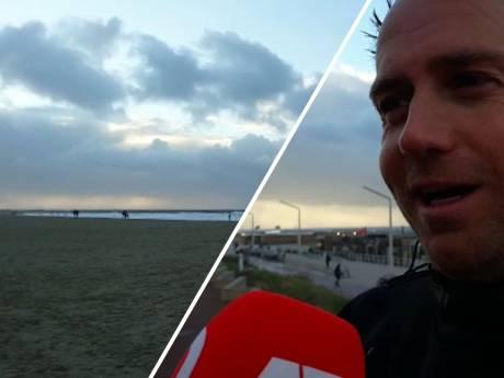 'Surfen is als skiën op de zwarte piste'