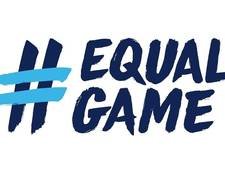 Nieuw motto UEFA: Equal Game