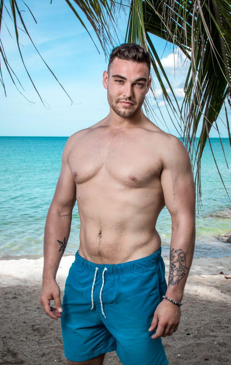 Verleiders Temptation Island: Tijs (24) uit Laakdal