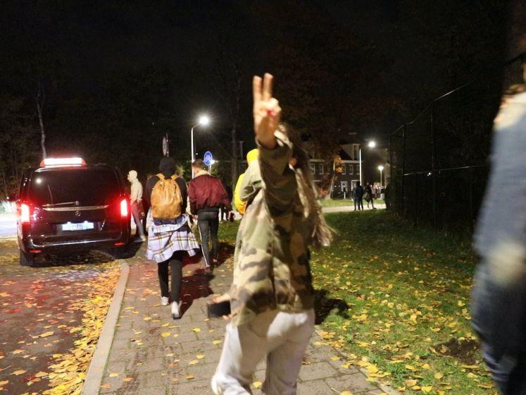 Verbijstering bij politie over dancefeest bij Hilversum