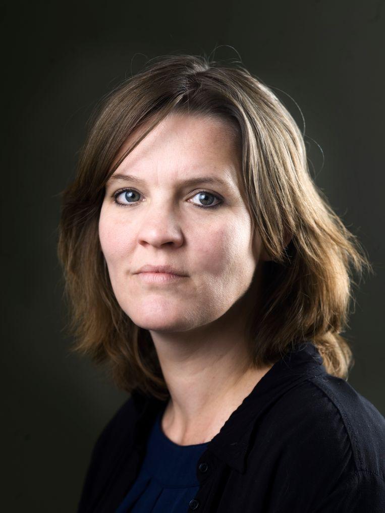 Marijke Schermer. Beeld Tessa Posthuma de Boer