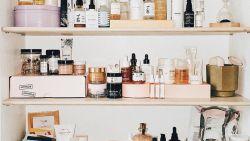 Waarom er steeds meer lege parfum- en zeepflesjes op internet te koop zijn