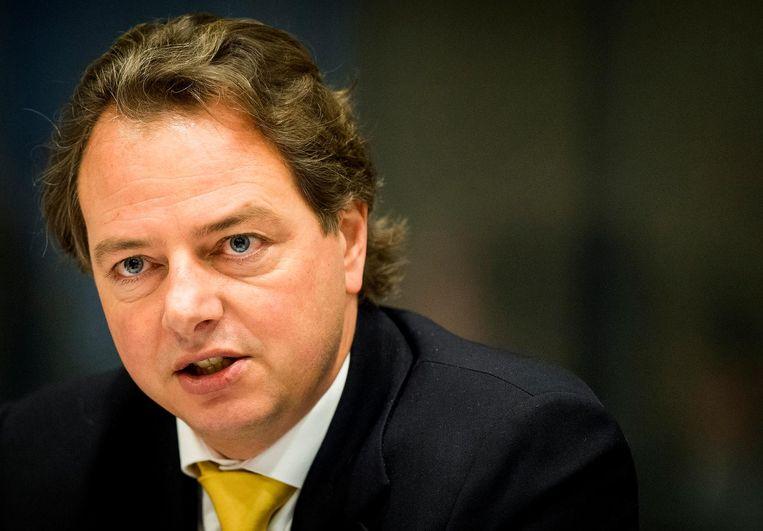 Barry Madlener (PVV): 'Ze leidt debatten vlot, geeft soepel leiding' Beeld ANP