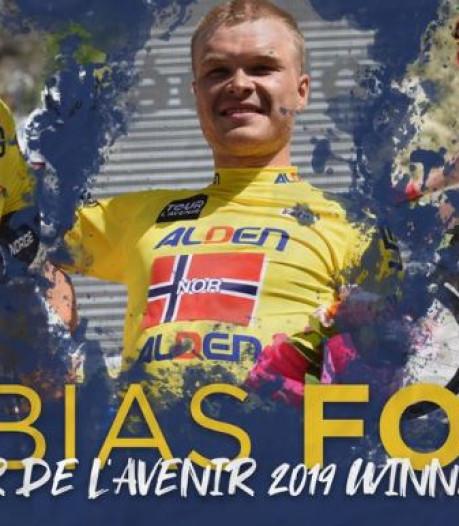 Jumbo-Visma-aanwinst Foss wint Ronde van de Toekomst