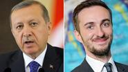Duitse komiek duikt onder en schrapt uitzending uit angst voor aanhangers Erdogan