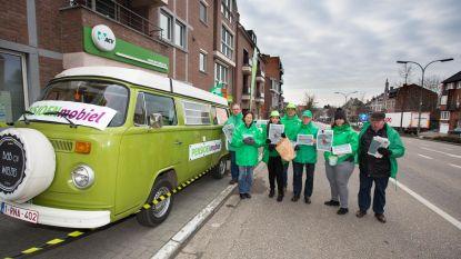 ACV trekt door Limburg in pensioenbusje