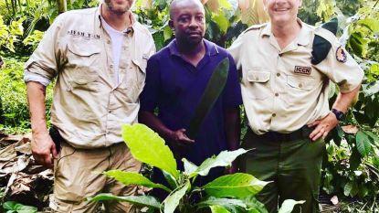 """Dominique Persoone gaat chocoladefabriek bouwen in Congo: """"Veertig mensen werk geven"""""""