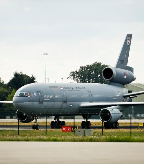 Twee vliegtuigen Defensie ingezet tegen IS
