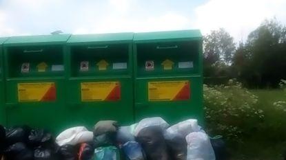 Gemeente laat alle textielcontainers weghalen na problemen met sluikstorten