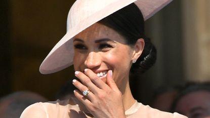 Meghan Markle krijgt van de Queen haar eigen blazoen. En wat voor één!