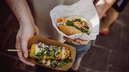 Hier scoor je deze maand zomerse streetfood