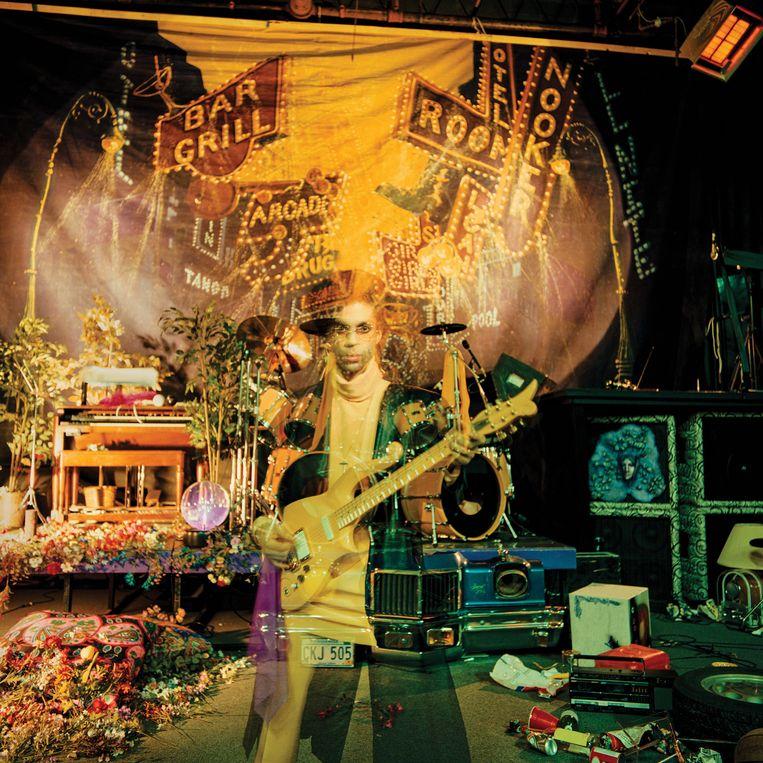 Prince - Sign O' The Times Beeld