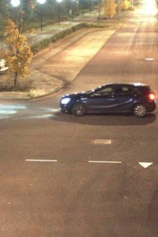 Inbrekers in Mercedes slaan toe bij bedrijven in Dordrecht en Zwijndrecht