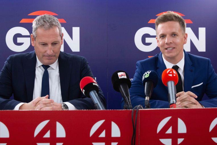 Gert en James gaan in de politiek?