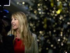 GroenLinks-Kamerlid Liesbeth van Tongeren spreekt over Brouwerseiland