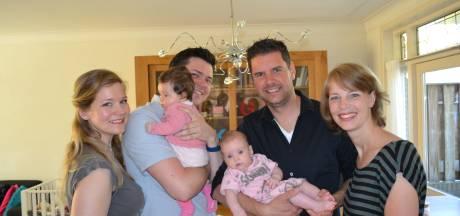 Vader Tess van Schijndel overdonderd door media-ophef: 'Het was heel leuk om mee te maken'