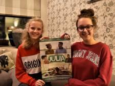 De ultieme meisjesdroom: Josephine en Sophie spelen in musicalfilm Julia