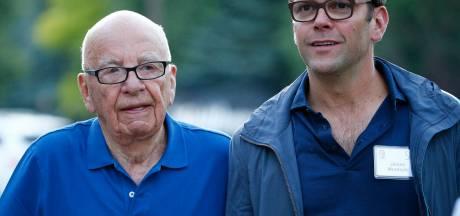'Uitverkoren' zoon van mediamagnaat Murdoch verlaat familiebedrijf om rechtse koers