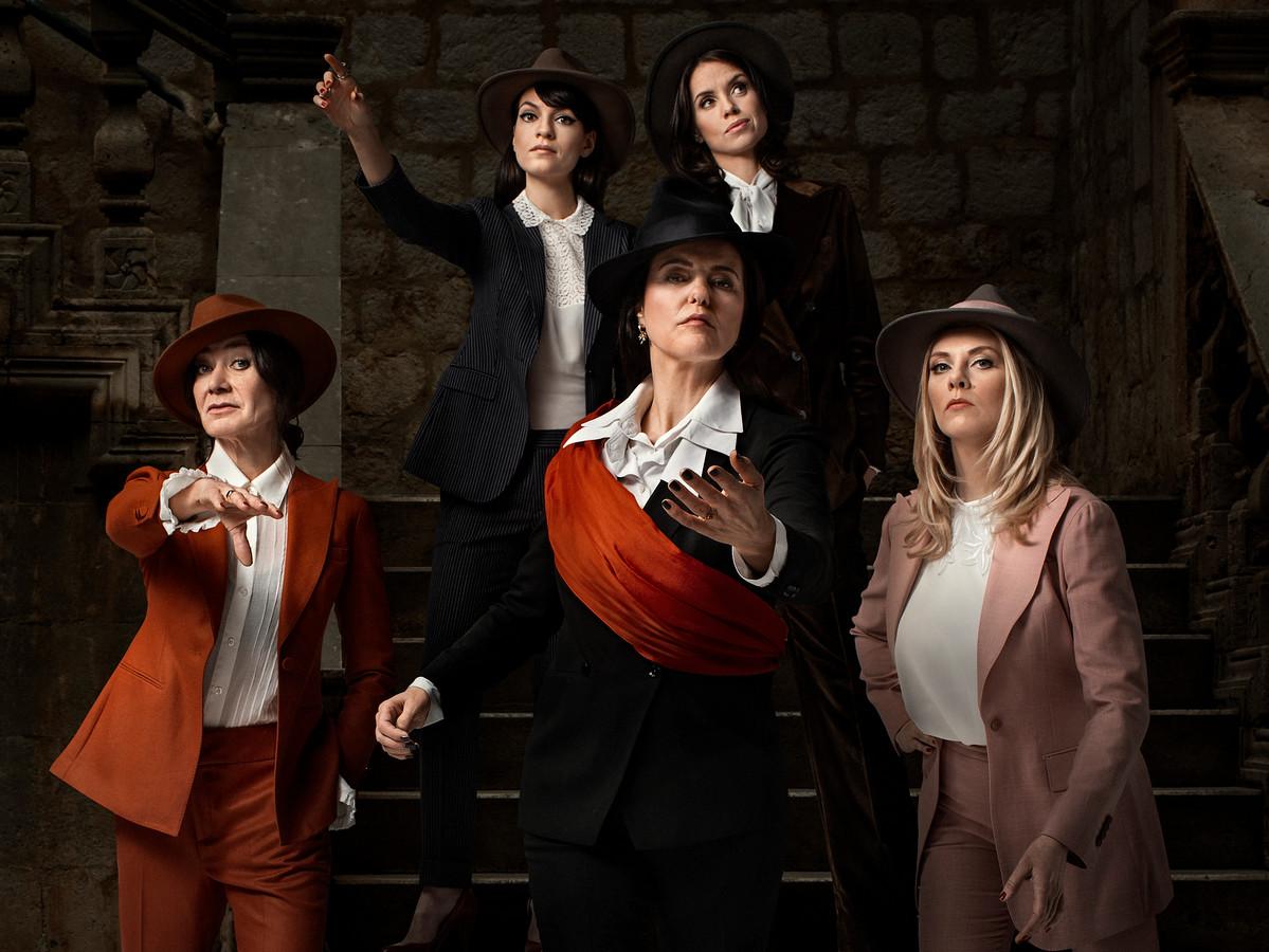 De Verleiders - Female is op 23 januari te zien in Stadsschouwburg Nijmegen.