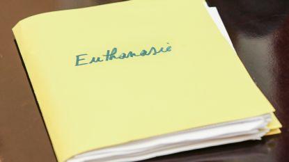 Wie euthanasie wil, moet daarvoor niet meer elke vijf jaar zijn verklaring vernieuwen