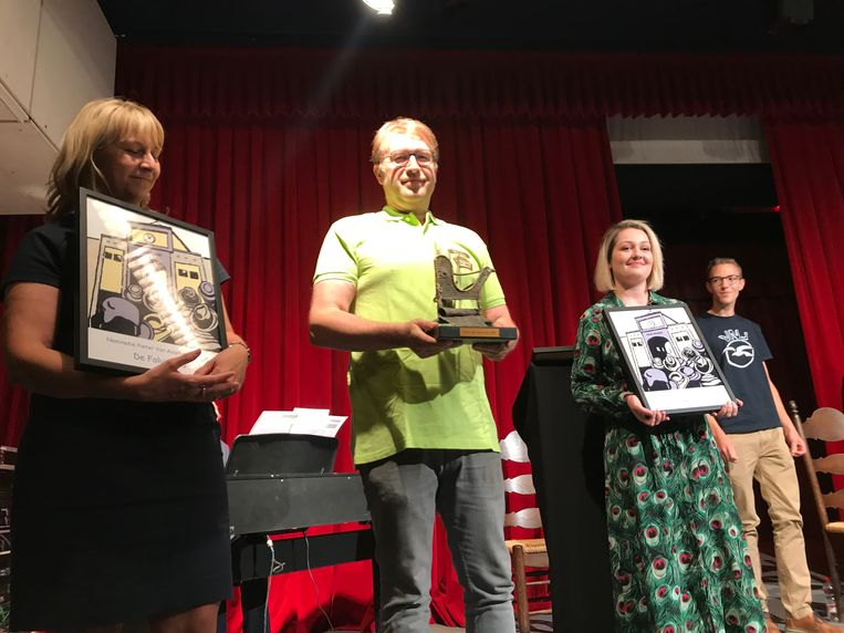 Denderend Lekker kreeg de Pieter Van Aelst-prijs.