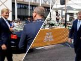 Koning op werkbezoek in Apeldoorn: 'heel bijzonder'