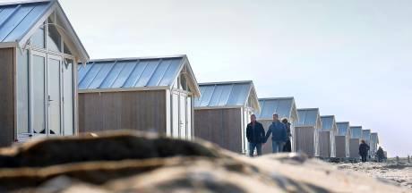 Provincie staakt verzet tegen strandhuisjes Kijkduin