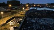 Dak van sociaal appartementsblok gaat vliegen: acht gezinnen dakloos