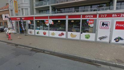 Raadkamer verlengt aanhouding van boze klant die in het rond spuwde in supermarkt