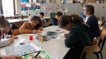 Hartverwarmend in coronatijden: kinderen in Zaventemse schoolopvang maken tekeningen voor geïsoleerde rusthuisbewoners