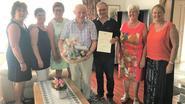 André en Godelieve 50 jaar gehuwd