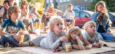 Derde Open Air filmavond Oostburg een succes