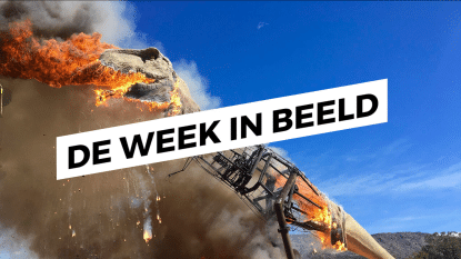 Week in Beeld: Een terugblik op de hoogtepunten van de voorbije nieuwsweek