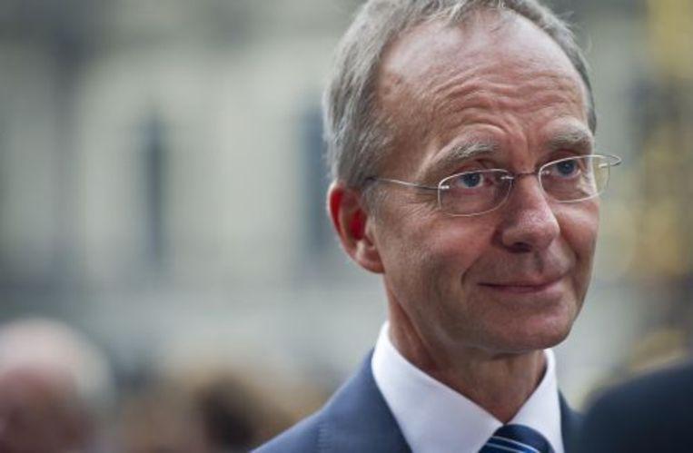 Minister Henk Kamp van Sociale Zaken. ANP Beeld