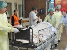 Lof op social media voor ziekenhuispersoneel na aanslag Utrecht