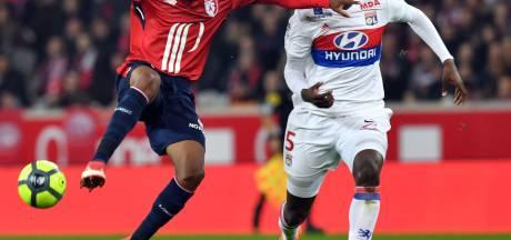 Depay laat met Lyon punten liggen in Lille