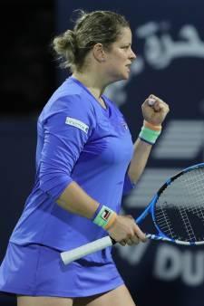 Kim Clijsters reçoit une Wild Card pour Indian Wells
