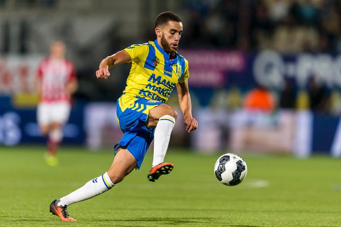 Mohamed Mezghrani is gepromoveerd naar de A-selectie van RKC Waalwijk