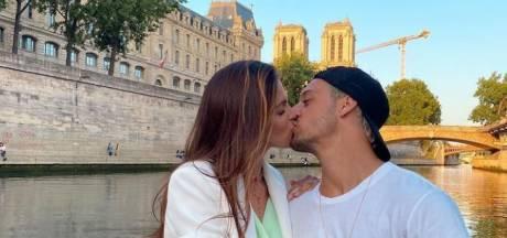 """Iris Mittenaere pose avec son chéri, les internautes agacés: """"Vous n'êtes pas confinés à Paris?"""""""
