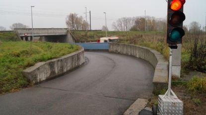 Auto's in spoorwegtunnel Driesstraat voortaan verboden
