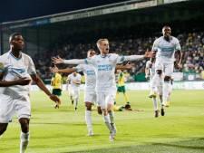 PSV'er Dante Rigo over winnende goal tegen Fortuna: 'Zeker niet de mooiste, maar wel de belangrijkste'