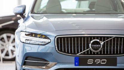 Volvo verwacht dit jaar tot kwart minder auto's te verkopen