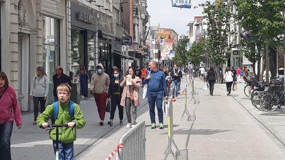 """Stormloop op winkels blijft eerste koopzaterdag uit: """"Mensen hebben tijd nodig"""""""