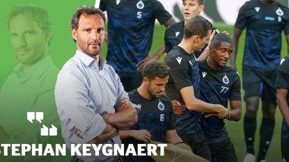 """Onze chef voetbal gelooft in mooi Brugs avondje: """"De reus slaapt, grijp je kans"""""""