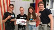 Leerlingen Eureka winnen robocontest