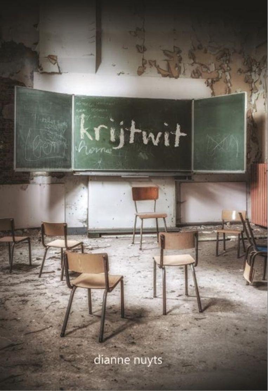Dianne Nuyts, 'Krijtwit', Uitgeverij Scriptomanen Beeld