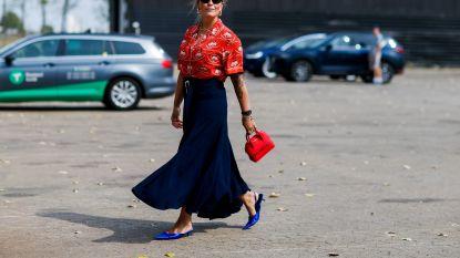 Het is blote-benen-weer: de leukste lange rokken en jurken